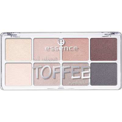 All About Toffee Eyeshadow Palette