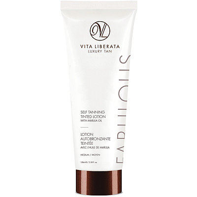 Online Only Fabulous Tinted Self Tanning Lotion