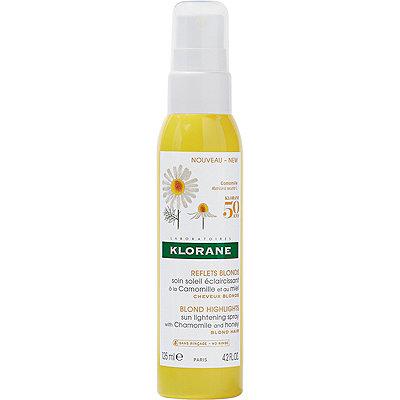 FREE Blonde Highlight Sun Lightening Spray w/any Klorane purchase