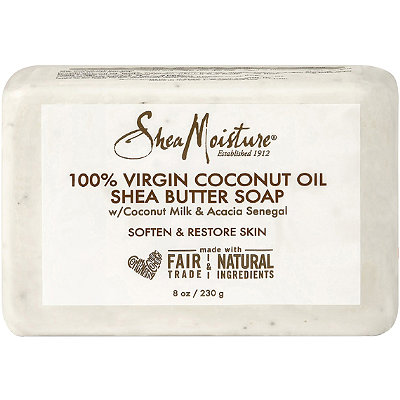 100% Virgin Coconut Oil Oil Shea Butter Soap
