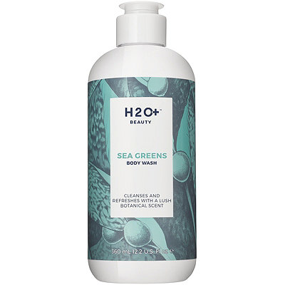 H2O PlusSea Greens Body Wash