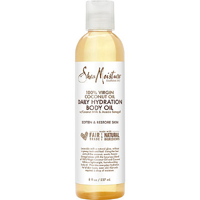 SheaMoisture100%25 Virgin Coconut Oil Daily Hydration Body Oil