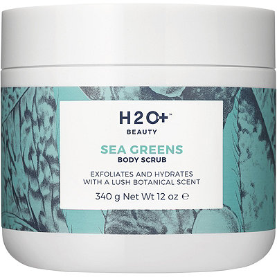 Sea Greens Body Scrub