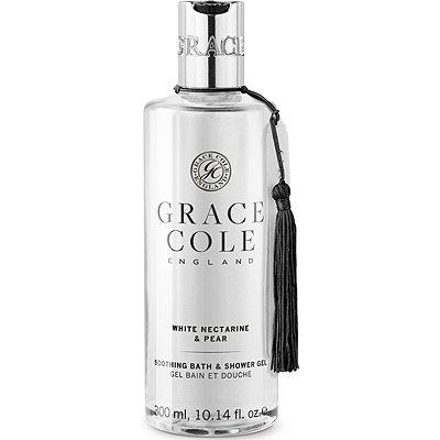 Grace ColeWhite Nectarine & Pear Bath & Shower Gel