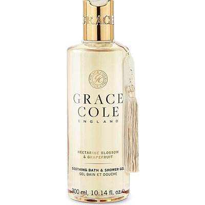 Grace ColeNectarine Blossom & Grapefruit Bath & Shower Gel