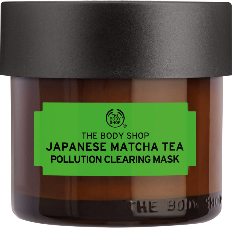 The Body Shop Recipes Of Nature Japanese Matcha Tea Mask Ulta Beauty