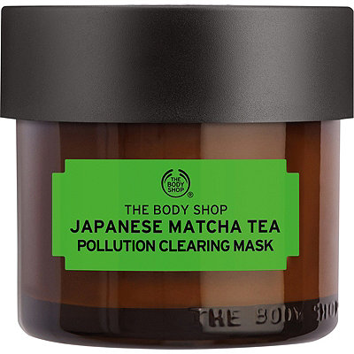 The Body ShopRecipes of Nature Japanese Matcha Tea Mask