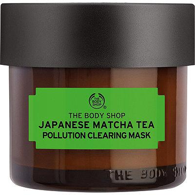 The Body ShopRecipes of Nature Japanese Matcha Tea Mask