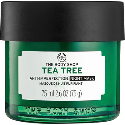 The Body Shop Tea Tree Anti-Imperfection Overnight Mask