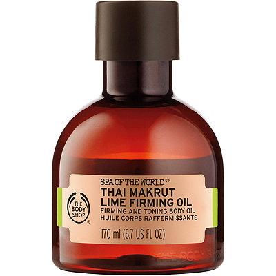 The Body ShopSpa of the World Thai Makrut Lime Firming Oil