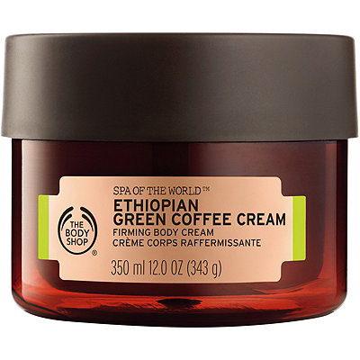Spa Of The World Ethiopian Green Coffee Cream