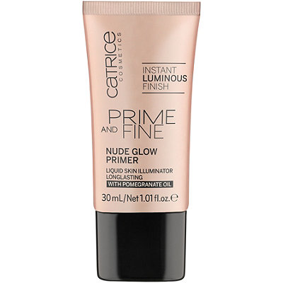 Prime & Fine Nude Glow Primer