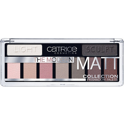 The Modern Matt Eyeshadow Palette