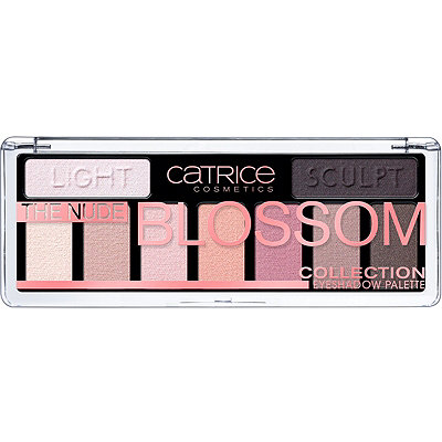 Catrice The Nude Blossom Eyeshadow Palette