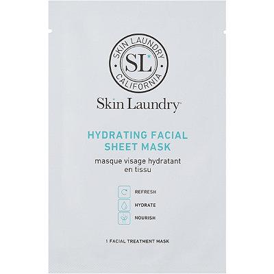 Skin LaundryHydrating Facial Sheet Mask