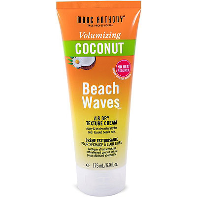 Volumizing Coconut Beach Waves Air Dry Texture Cream