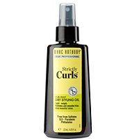 Strictly Curls Dry Styling Oil by Marc Anthony