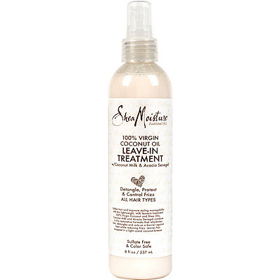 SheaMoisture100%25 Virgin Coconut Oil Daily Hydration Leave-In Treatment