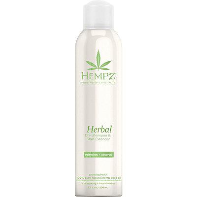 HempzHerbal Dry Shampoo %26 Style Extender