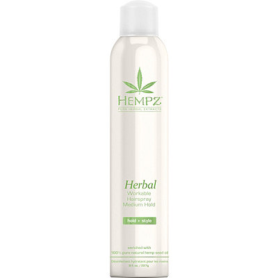 Hempz Herbal Workable Hairspray