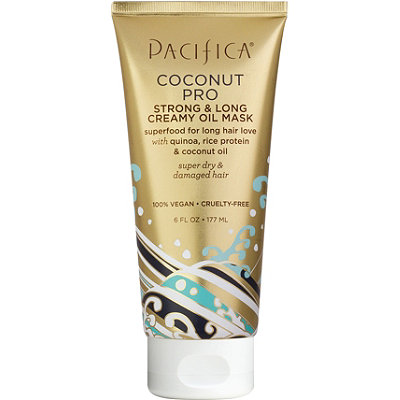 PacificaCoconut Pro Strong & Long Creamy Oil Mask