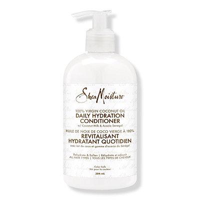 SheaMoisture100%25 Virgin Coconut Oil Daily Hydration Conditioner