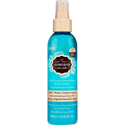 Hawaiian Sea Salt Texture Salt Spray