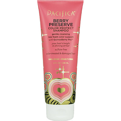 PacificaBerry Preserve Color Protect Shampoo