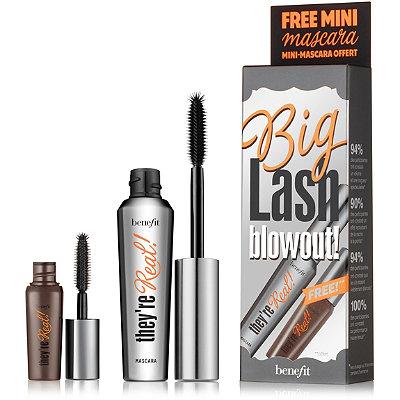 Benefit CosmeticsBIG Lash Blowout%21 %22Lengthening Mascara Duo%22