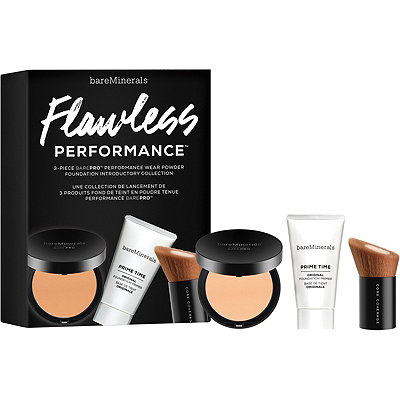 Flawless Performance 3 Pc barePro Introductory Collection