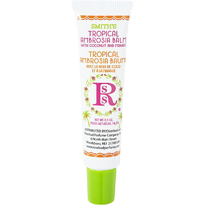 Rosebud Perfume Co. Online Only Tropical Ambrosia Balm with Coconut and Mango Tube