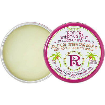Rosebud Perfume Co.Online Only Tropical Ambrosia Balm with Coconut and Mango Tin