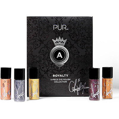 PÜR Online Only Royalty Eye Polish Kit