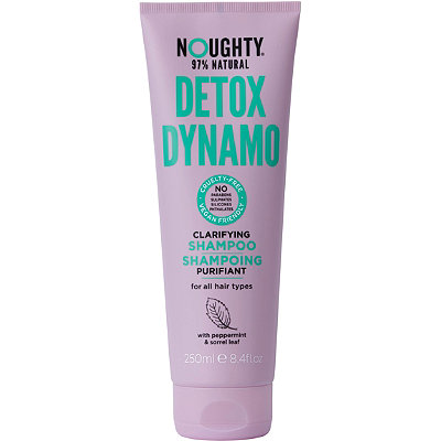 NoughtyDetox Dynamo 2-in-1 Shampoo & Conditioner