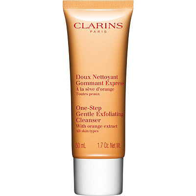 Clarins Travel Size One-Step Gentle Exfoliating Cleanser
