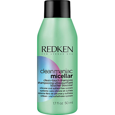 RedkenTravel Size Clean Maniac Micellar Clean-Touch Shampoo
