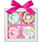Donut Fizzer 4 Pc Holiday Gift Set