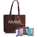 Online Only FREE 3pc Gift w%2Fany %2435 Ahava purchase