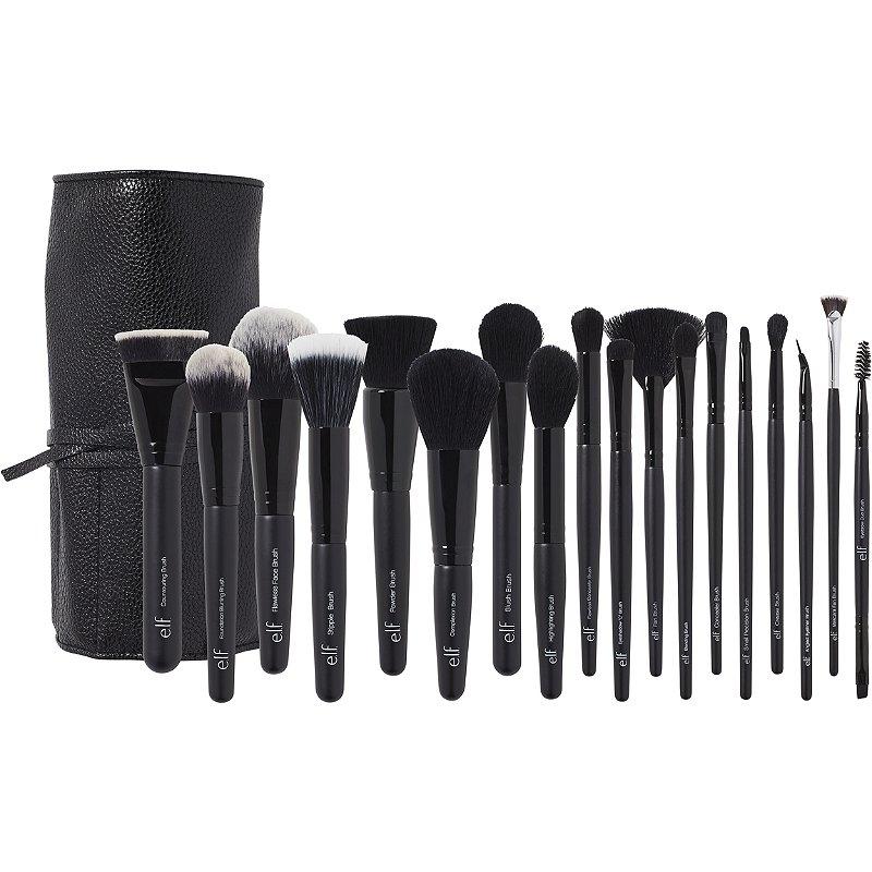 E L F Cosmetics 19 Piece Brush