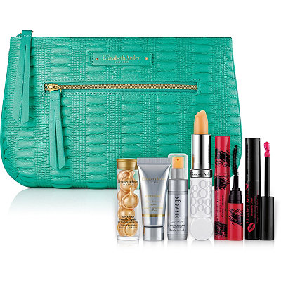 Online Only! FREE 7 Pc Gift w/ANY $50 Elizabeth Arden Skincare or color purchase