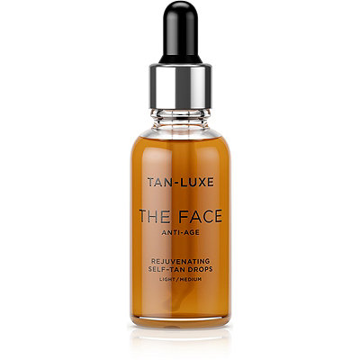 TAN-LUXE The Face Anti-Aging Rejuvenating Self Tan Drops