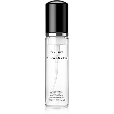 TAN-LUXE Hydra Mousse Hydrating Self-Tan Mousse