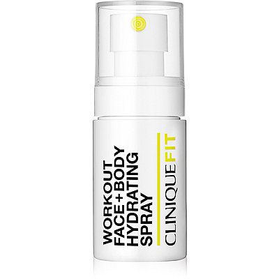 CliniqueCliniqueFIT Workout Face + Body Hydrating Spray