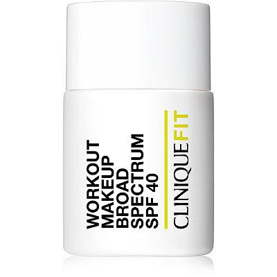 CliniqueCliniqueFIT Workout Makeup Broad Spectrum SPF 40