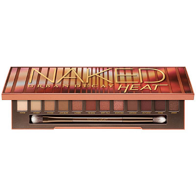 Urban Decay Cosmetics Naked Heat Palette