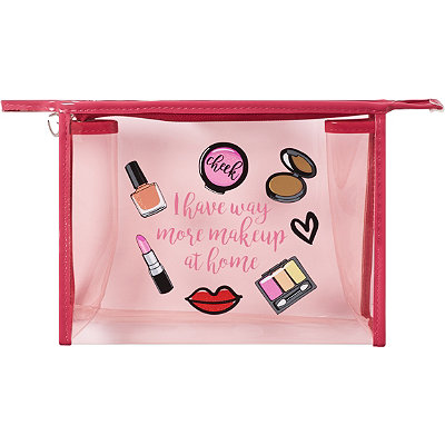 ULTAPositively Pink Cosmetic Bag