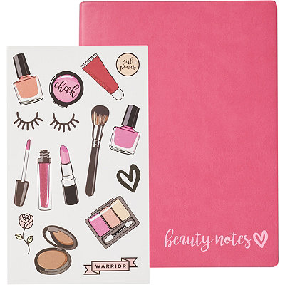 ULTA Words to Love By Notebook