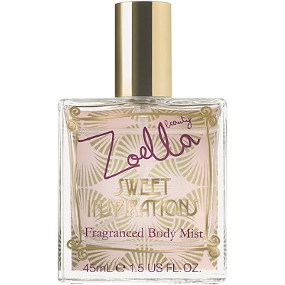 Zoella Beauty Online Only Sweet Inspirations Fragranced Body Mist