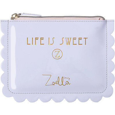 Zoella Beauty Online Only Life is Sweet Cosmetic Bag