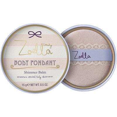 Zoella BeautyOnline Only Body Fondant Fragranced Shimmer Balm